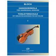 Bloch, J.: Tonleiterschule Op. 5 Nr. 1