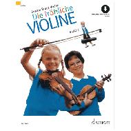 Bruce-Weber, R.: Die fröhliche Violine Band 2 (+Online Audio)
