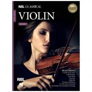 RSL Classical Violin - Grade 5 (+Online Audio)