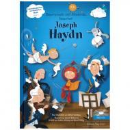 Cardinaux, M.: Superpresto und Moderato besuchen Joseph Haydn (+CD)