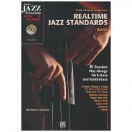 Stabenow, T.: Realtime Jazz Standards (+CD)