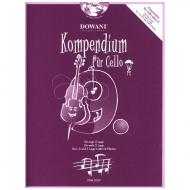 Kompendium für Cello - Band 9 (+CD)