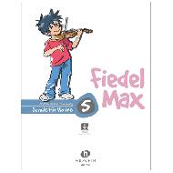 Holzer-Rhomberg, A.: Fiedel-Max für Violine Schule 5 (+Online Audio)
