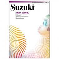 Suzuki Viola School Vol. 3 – Klavierbegleitung