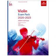 ABRSM: Violin Exam Pack Initial Grade (2020-2023)