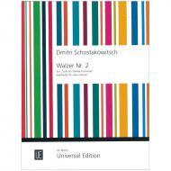 Schostakowitsch, D.: Walzer Nr. 2