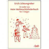 Mein Weihnachtsliederbuch (+ 3. Stimme)