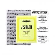 Bach, J. S.: Violinkonzert Nr. 2 BWV 1042 E-Dur Compact-Disc CD