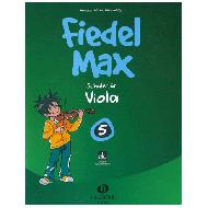 Holzer-Rhomberg, A.: Fiedel-Max 5 für Viola (+Online Audio)