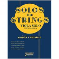 Solos For Strings – Viola