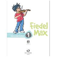 Holzer-Rhomberg, A.: Fiedel-Max für Violine Schule 1 (+Online Audio)