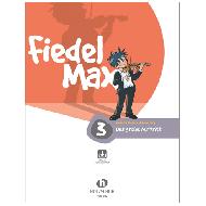 Holzer-Rhomberg, A.: Fiedel-Max. Der große Auftritt 3 für Violine (+ Online Audio)