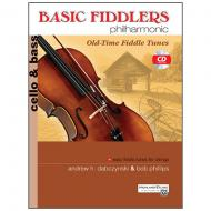 Dabczynski, A. H./Phillips, B.: Basic Fiddlers Philharmonic – Old-Time Fiddle Tunes Cello/Bass (+CD)