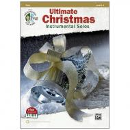 Ultimate Christmas Instrumental Solos for Viola (+CD)