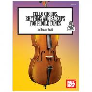 Cello Chords, Rhythms and Backups for Fiddle Tunes