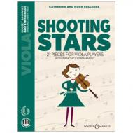 Colledge, K. & H.: Shooting Stars for Viola (+Online Audio)