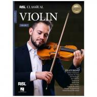 RSL Classical Violin - Grade 7 (+Online Audio)