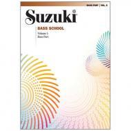 Suzuki Bass School Vol. 5