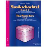 Rivkin, V.: Die Musikschachtel Band 2 (Violinstimme)