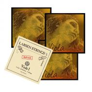 EVAH PIRAZZI GOLD cordes alto Ré-Sol-Do + Larsen La
