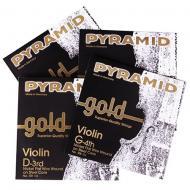 PYRAMID GOLD cordes violon JEU