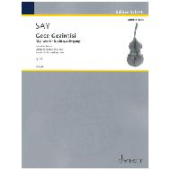 Say, F.: Gece Gezintisi - Nightwalk - Nachtspaziergang Op. 93