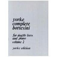 Bottesini, G.: Complete Bottesini Vol. 2