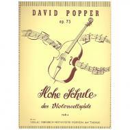 Popper, D.: Hohe Schule des Violoncellospiels Band 4 Op.73
