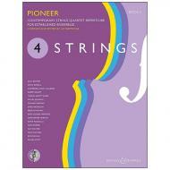 4 Strings – Pioneer (+CD) – Partitur