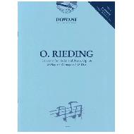 Rieding, O.: Violinkonzert Op. 36 D-Dur (+CD)