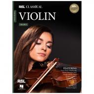 RSL Classical Violin - Grade 2 (+Online Audio)