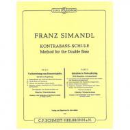 Simandl, F.: Kontrabass-Schule Band 7