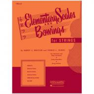 Whistler, H. S.: Elementary Scales and Bowings – Cello