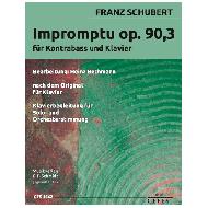 Schubert, F.: Impromptu Op. 90,3