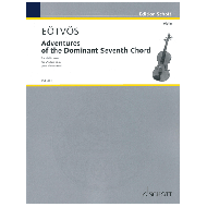 Eötvös, P.: Adventures of the Dominant Seventh Chord (2019)