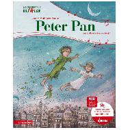 Barrie, J. M./Albrecht, H.: Peter Pan (+CD)