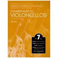 Kammermusik für Violoncelli Band 7