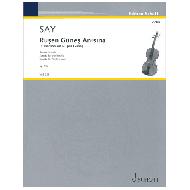 Say, F.: Say, F.: Rusen Günes Anisina Op. 92c