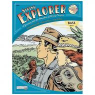 Dabczynski, A. H.: String Explorer, Book 1 - Bass (+CD)