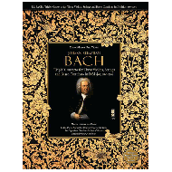 Bach, J. S.: Triple Concerto for 3 violins, strings and Basso Continuo BWV 164  D-Dur (+CD)
