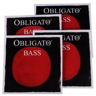 OBLIGATO cordes contrebasse JEU de Pirastro