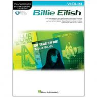 Billie Eilish For Violin (+Online Audio)
