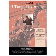 Album I for Violin and Piano 3 Tempi Playalong (CD)