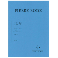 Rode, P.: 24 Capricen Op. 22