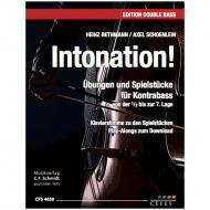Bethmann, H./Schoenlein, A.: Intonation! Übungen und Spielstücke (+Online Audio)