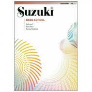 Suzuki Bass School Vol. 1