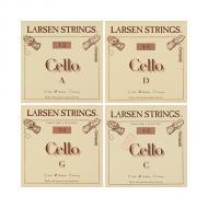 LARSEN cordes violoncelle JEU