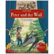 Prokofiev, S.: Peter und der Wolf (+CD)