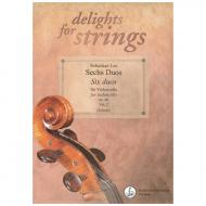 Lee, S.: Sechs Duos Op. 60 Band 2 (Nr. 4-6)