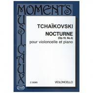 Tschaikowski, P. I.: Nocturne Op. 19/4